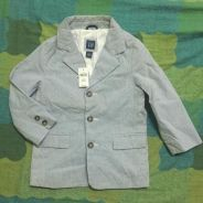 Baby gap stripe blazer