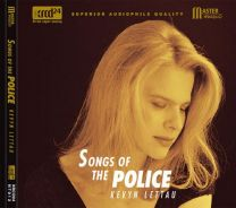 Kevyn Lettau Songs Of The Police XRCD24