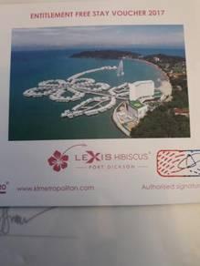 Lexis Hibiscus Port Dickson