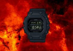 G-Shock king GXW-56BB-1JF Basic Black Multiband 6