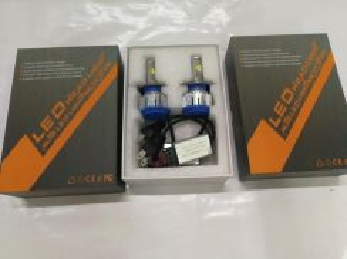 Led buib headlamp super bright plug & play