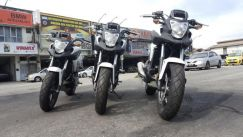 Honda nc750x CBU FULLY IMPORT NEW