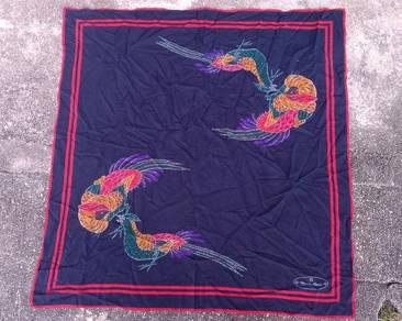 ETIENNE AIGNER bird scarf kueii