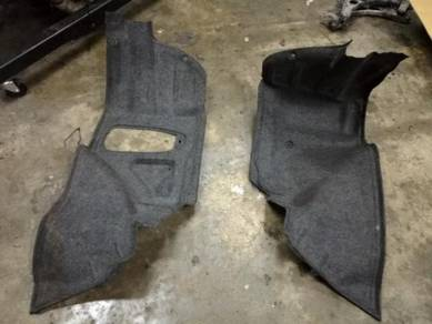 Subaru Impreza STI GDB WRX Trunk Carpet Cover
