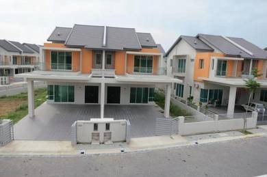 PEARL RESIDENCE , Double SEMI D House , Residensi Villa Mutiara
