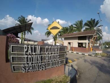 Bandarputra Kulai House 2 Storey Renovation Gated 24 Hour