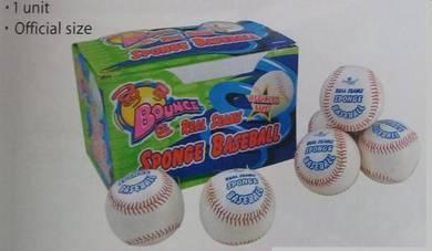 Sponge Baseball Berkualiti