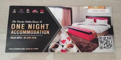 WTS>Hotel Stay Voucher, Sadao, Dannok, 2D 1N