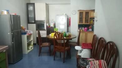 2 sty link house, Kotamas Chip aik Templer
