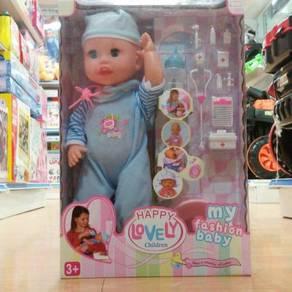 Toys My Fashion Baby Mainan kanak2