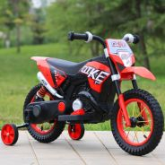 Cool Design Motor Scrambler Super Bike