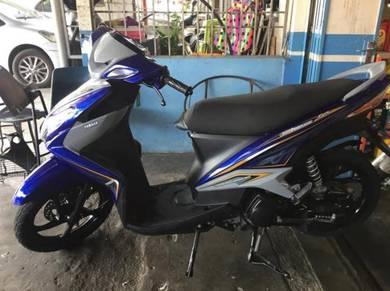 Yamaha ego lc