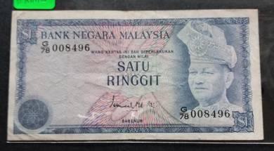 RM1 3rd G/78 008496