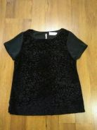 Scarlet ladies black colour top