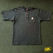 T-Shirt Carhartt Workwear Henley Pocket Tshirt