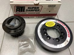 ATI - Super Damper Pulley Mit. Evolution 9 (4G63T)