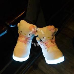 Hello Kitty USB LED Shoe