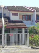 Double Storey Terrace Intermediate. Miri