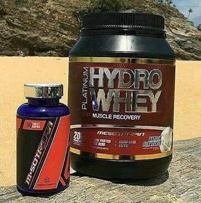 Meso Combo Whey Protein dan M-sotropin