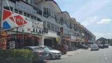 5 Storey Shop Office 7,700 Sqft at Ampang Selangor Kuala Lumpur