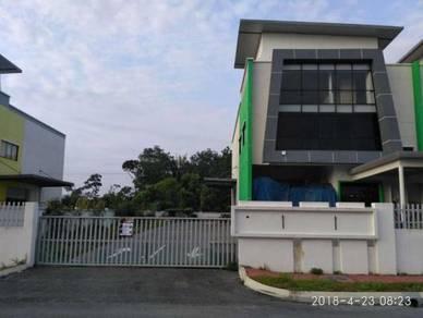 GOOD BUY 3 Storey Semi D Factory FREEHOLD Perindustrian SIS 228 Beran
