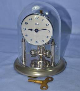 Koma germany mechanical anniversary clock