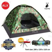 Foldable camping outdoor