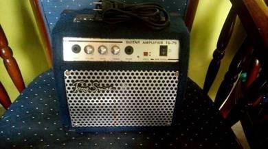 Guitar amplifier tg-75