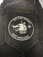 LOVE MOSCHINO Men Jeans Italy