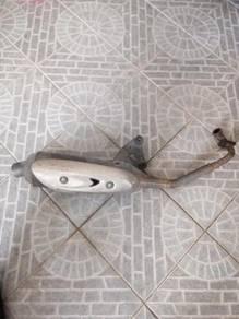 Ekzos scooter suzuki VR125