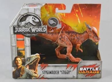 Jurassic World Stygimoloch Stiggy Battle Damage