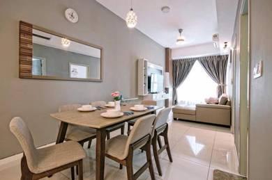 Sutera Avenue / 6th flr / fully furnished / KK city