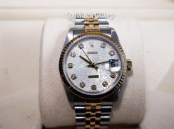 Rolex Lady-Datejust-68273-Lux Watch