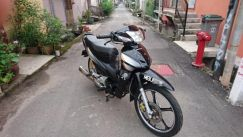 Honda Wave 100 Sport Rim 1 Disc ( On The Road )