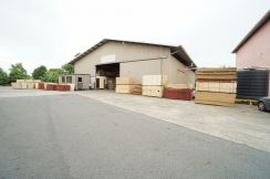 Menggatal Warehouse | 40ft truck accessible | Flood Free | RM 0.71 psf