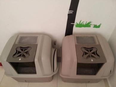Used Cat Litter Box - Smart Sift