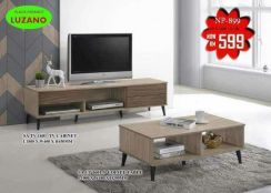 Living concept tv cabinet+coffee table(1601)19/06