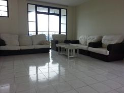4-Bedroom Pleasant Court Apartment, Stampin Timur, Kuching For Rent