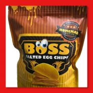 Salted egg chip boss