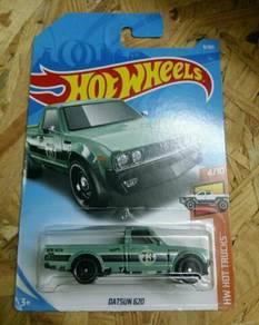 Hotwheels Datsun 620