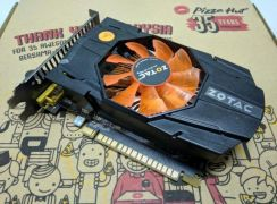 Zotac GTX 650, Nvidia Geforce [Used]