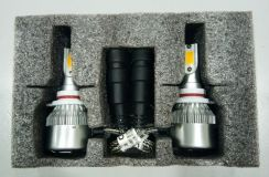 HB4 (9006) 3000K LED Bulbs