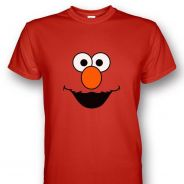 Sesame Street Elmo Red T-shirt