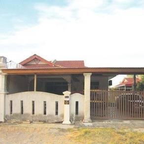 Kg.Sura Hujung, Dungun, Single storey semi-detached