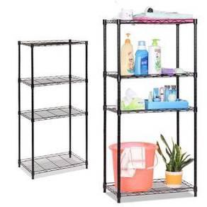 FB148 Compartment Corner Stand Steel Rack
