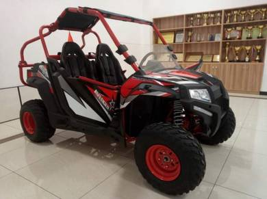 UTV 250cc car NEW (kepong)