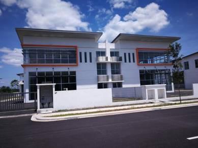 Semi-D warehouse in Saujana Teknologi Rawang, Selangor