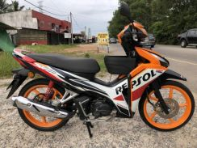 Honda Dash REPSOL Injection Terbaru no Klate