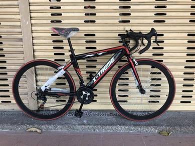 Chin road bike 700c 40 rim bicycle shimano 21s new