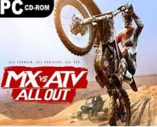 PC GAME Mx Vs Atv All Out PC GAME